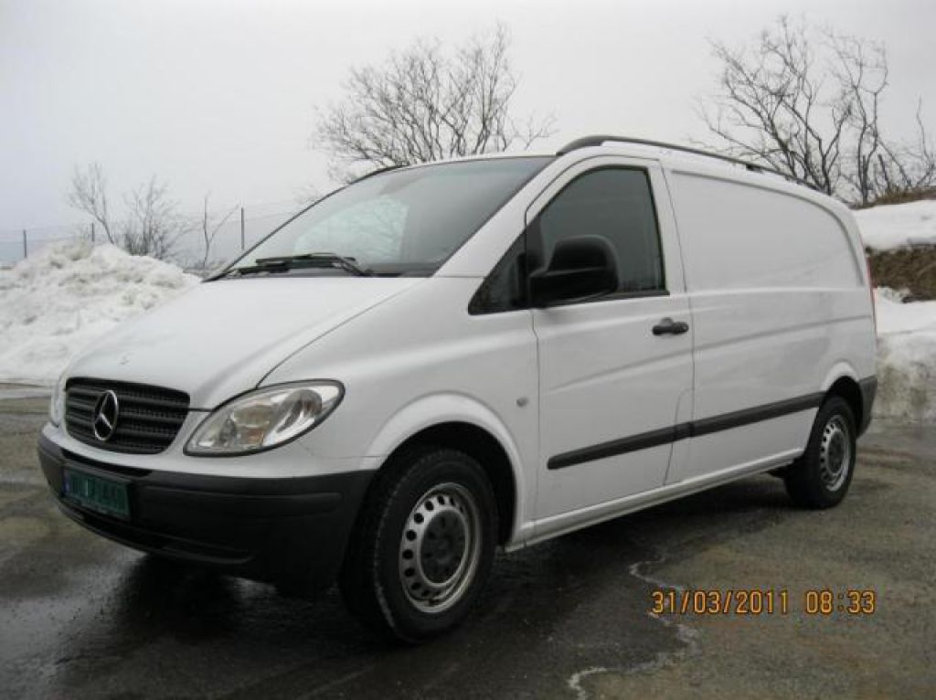 mercedes benz vito 109 cdi wdf639601 for sale retrade offers used machines vehicles equipment. Black Bedroom Furniture Sets. Home Design Ideas