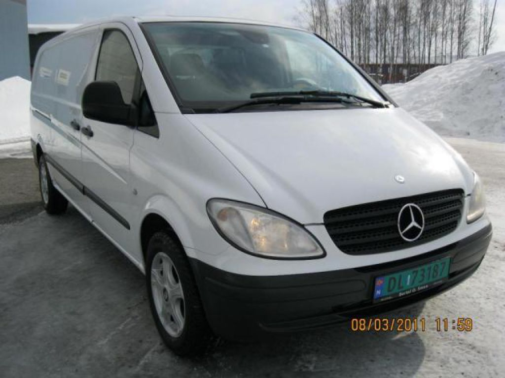 mercedes benz vito 109 cdi wdf639605 for sale retrade offers used machines vehicles equipment. Black Bedroom Furniture Sets. Home Design Ideas