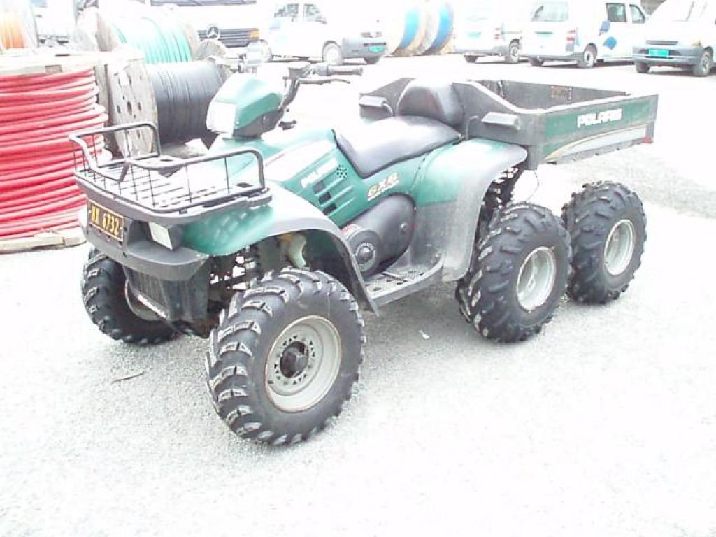 atv polaris 6x6 big boss for sale retrade offers used machines vehicles equipment and. Black Bedroom Furniture Sets. Home Design Ideas