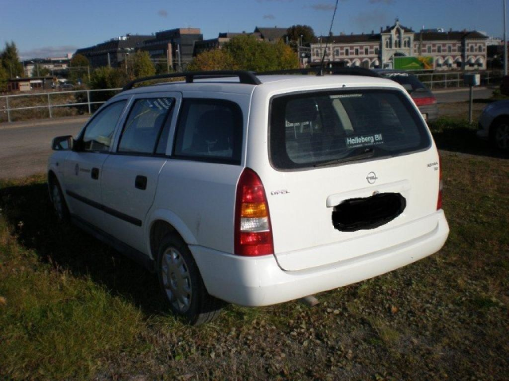 opel astra g caravan t98 kombi for sale retrade offers used machines vehicles equipment and. Black Bedroom Furniture Sets. Home Design Ideas