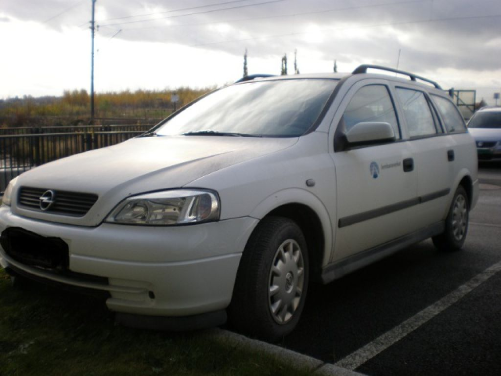 opel astra g caravan t98 kombi for sale retrade offers. Black Bedroom Furniture Sets. Home Design Ideas