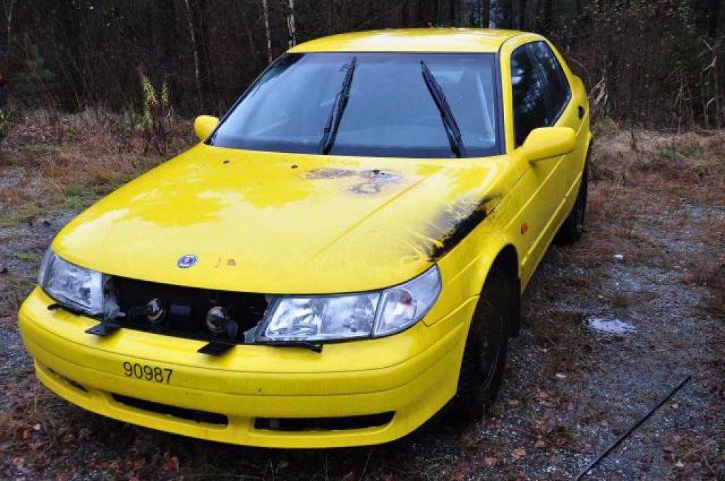 Saab 9 5 0