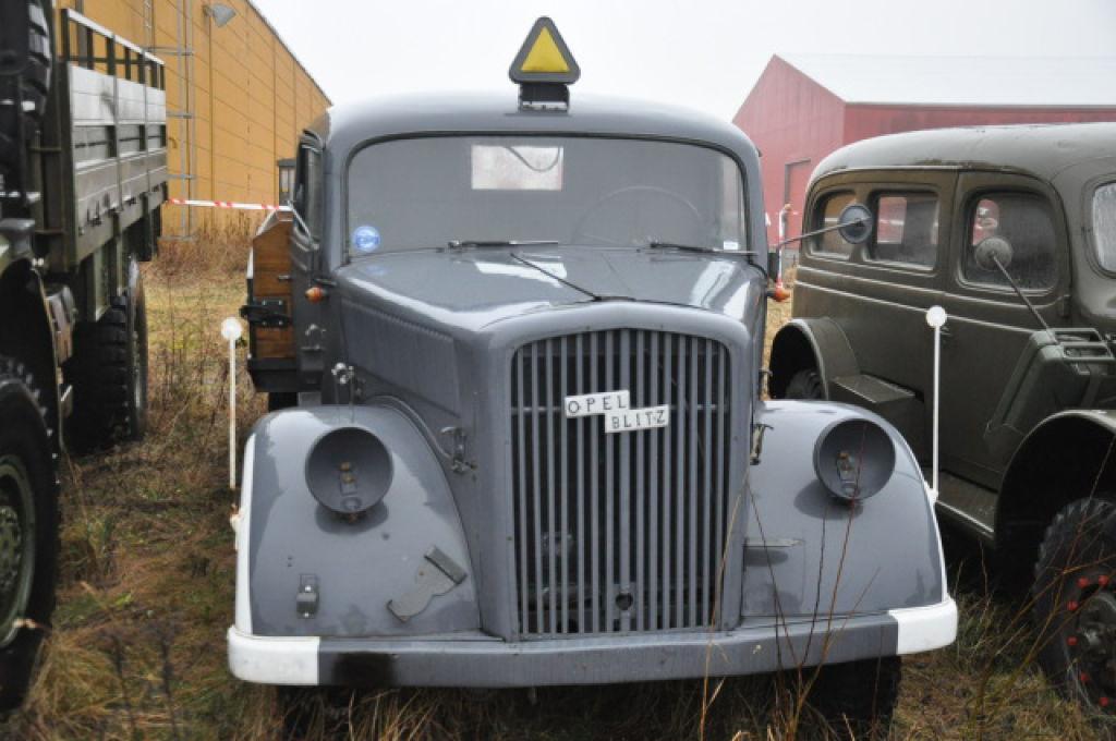 Fra mega Opel Blitz 1943 til salg. På Retrade kan du købe brugt udstyr LJ-86