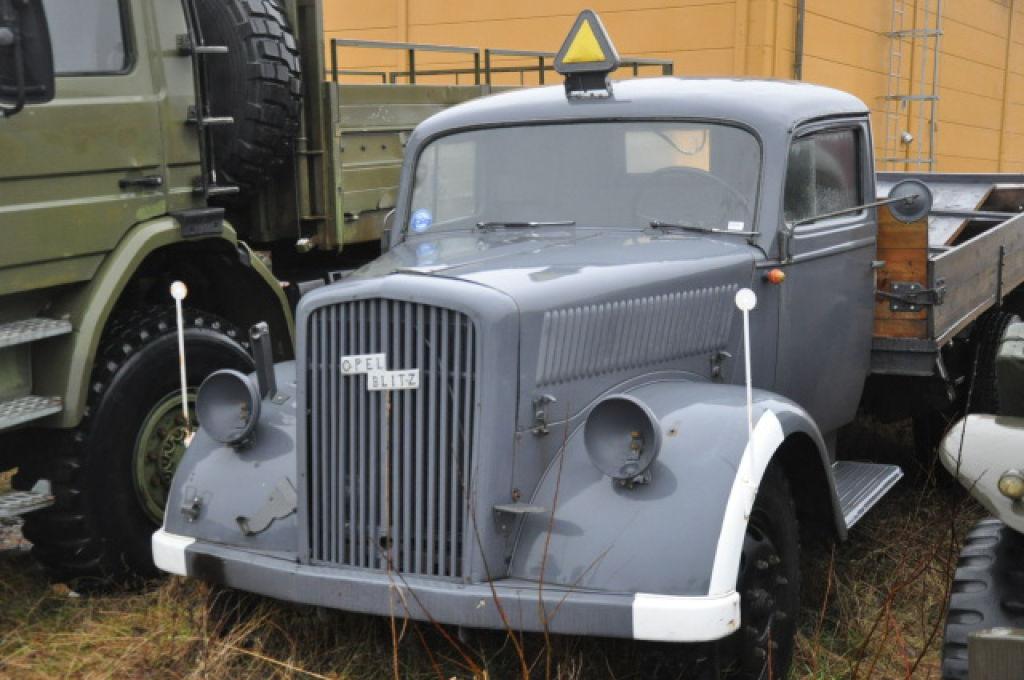 Siste Opel Blitz 1943 til salg. På Retrade kan du købe brugt udstyr GX-45