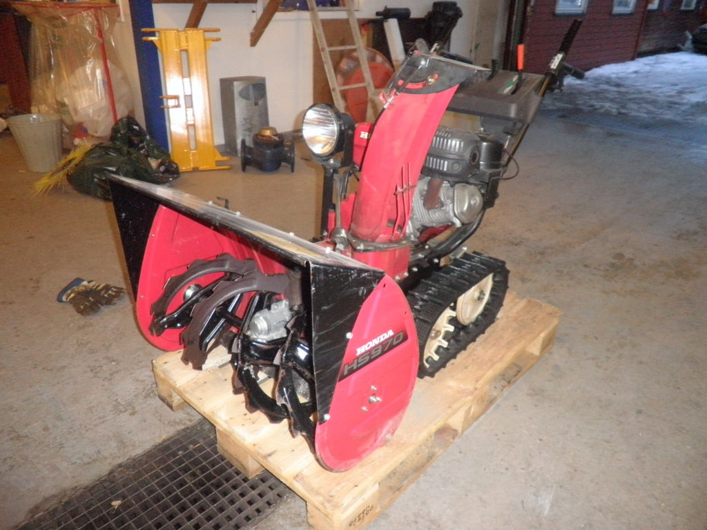 honda sn freser hs 970 for sale retrade offers used