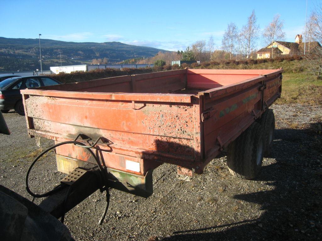 traktorhenger selges