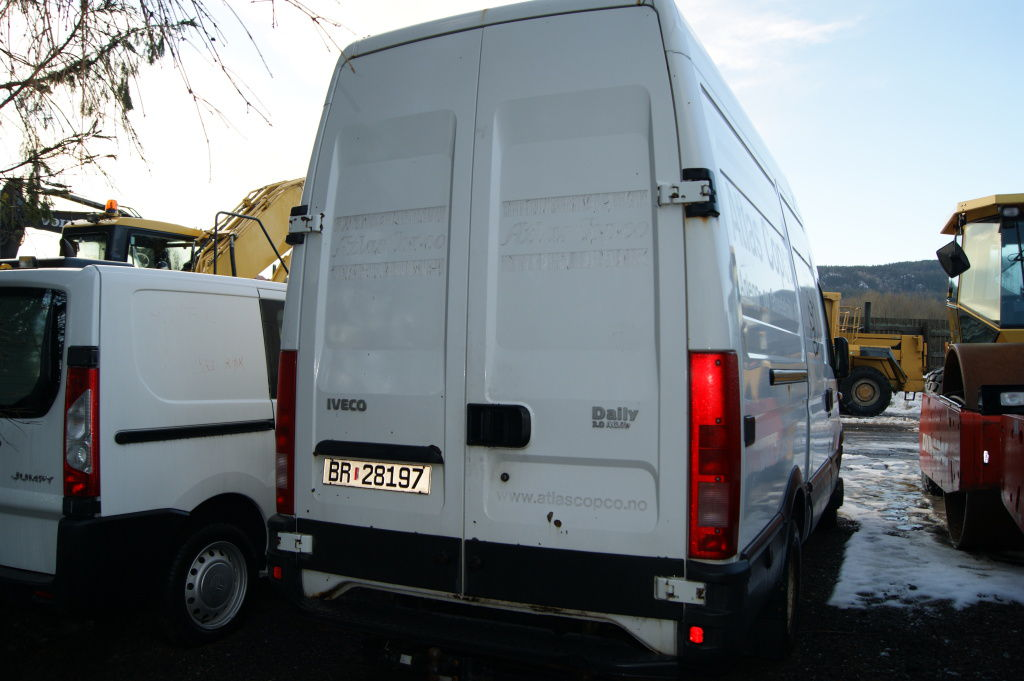 iveco verksted