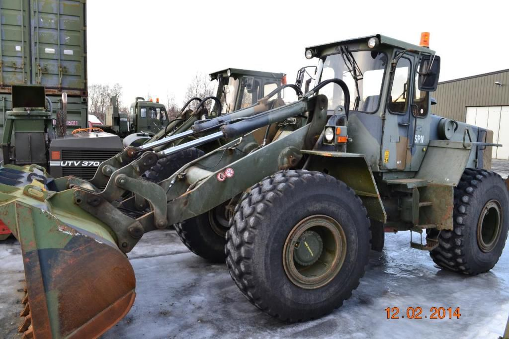 hjullaster volvo bm 4500 10833timer hs wheel loader for sale retrade offers used machines. Black Bedroom Furniture Sets. Home Design Ideas