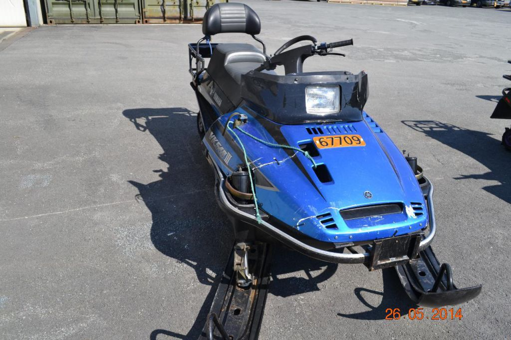Yamaha VK540 Snowmobiles for Sale - Page 1 of 1 ...