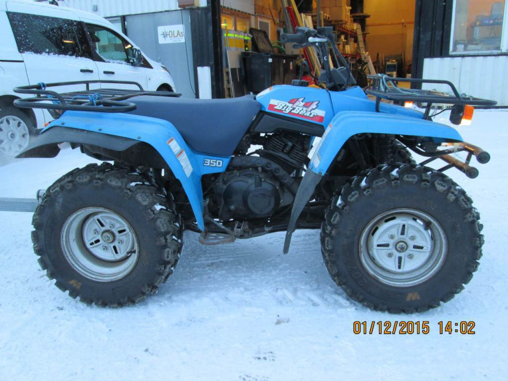 Yamaha Atv Big Bear 350 Wiring Diagram Schematics Diagrams 1998 Bruin Bombardier Quest Stator For 1987