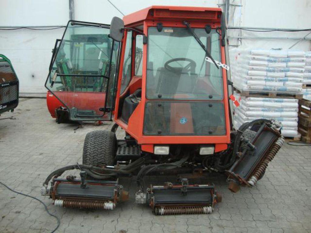Jacobsen LF 3800 Cylinder plæneklipper til salg. På Retrade kan du købe brugt udstyr, maskiner ...