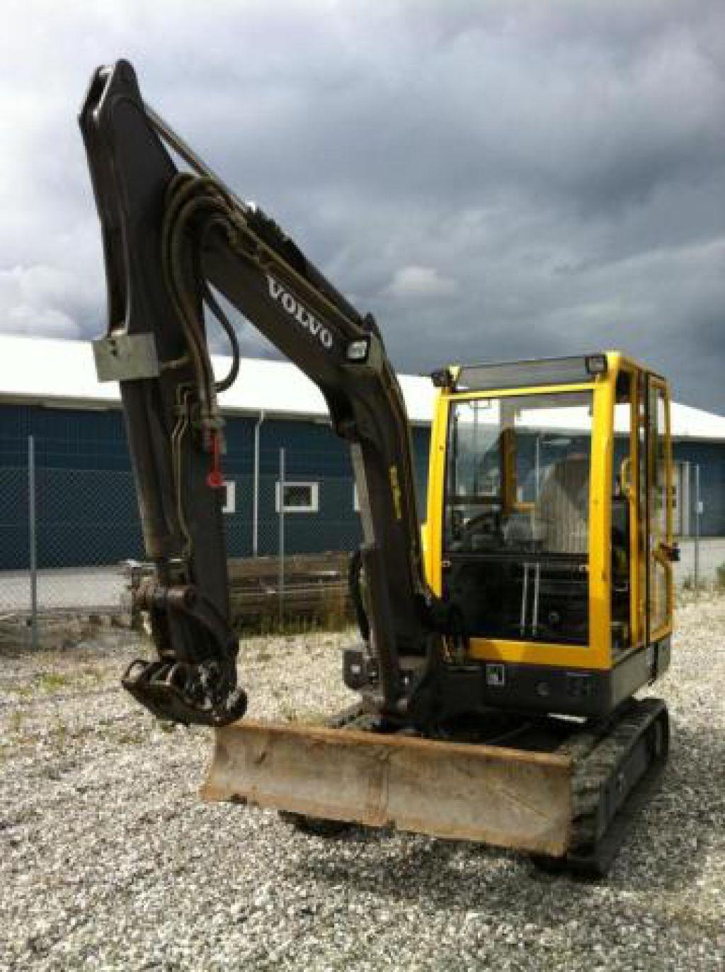 volvo ec 35 minigraver for sale retrade offers used machines rh retrade eu