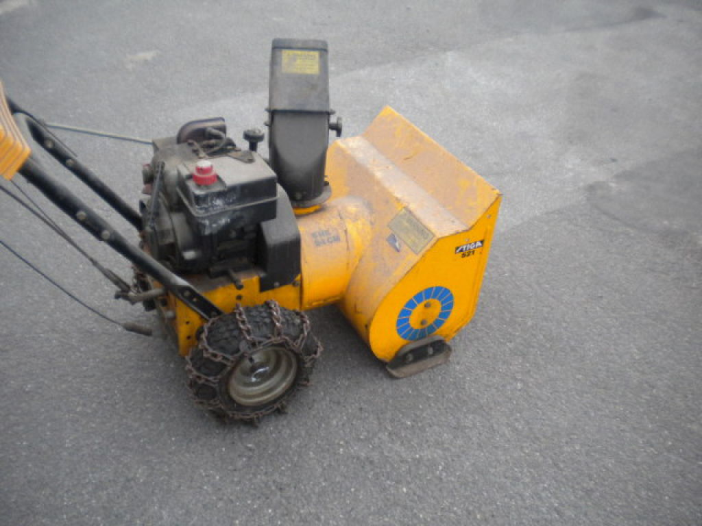 Stiga sneslynge, type 521 for sale. Retrade offers used machines, vehicles, equipment and ...