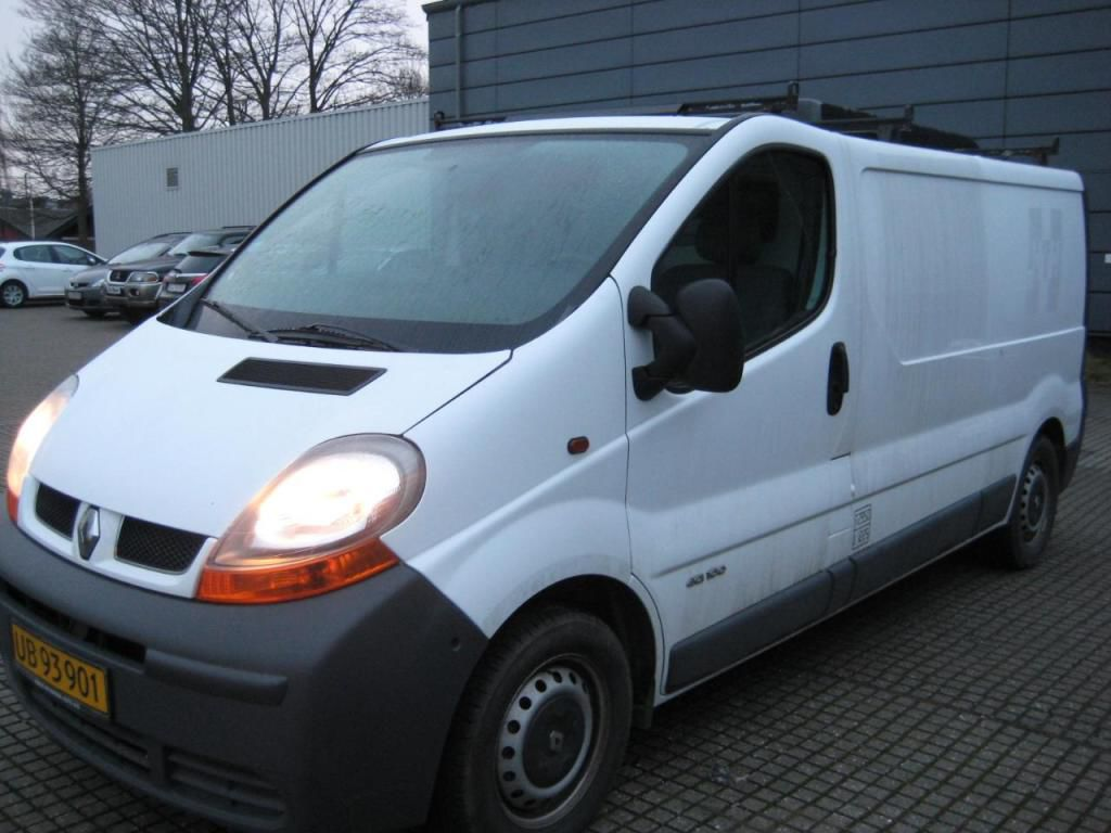 renault trafic 1 9 dci for sale retrade offers used machines vehicles equipment and surplus. Black Bedroom Furniture Sets. Home Design Ideas