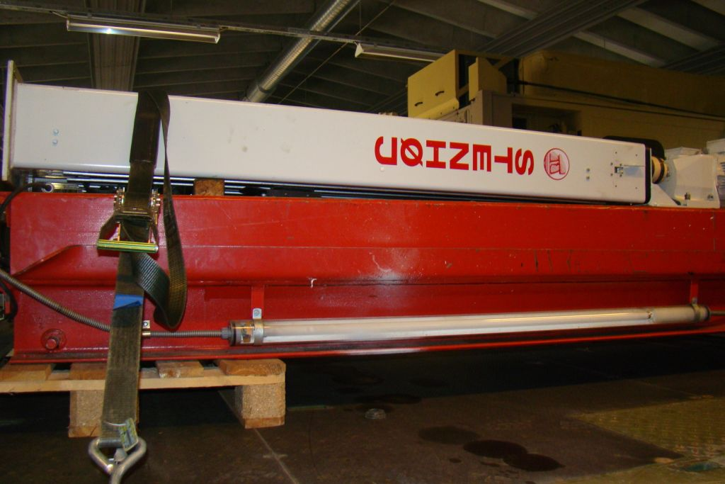 4 søjlet 16 tons Stenhøj lift. til salg. På Retrade kan du købe brugt udstyr, maskiner ...