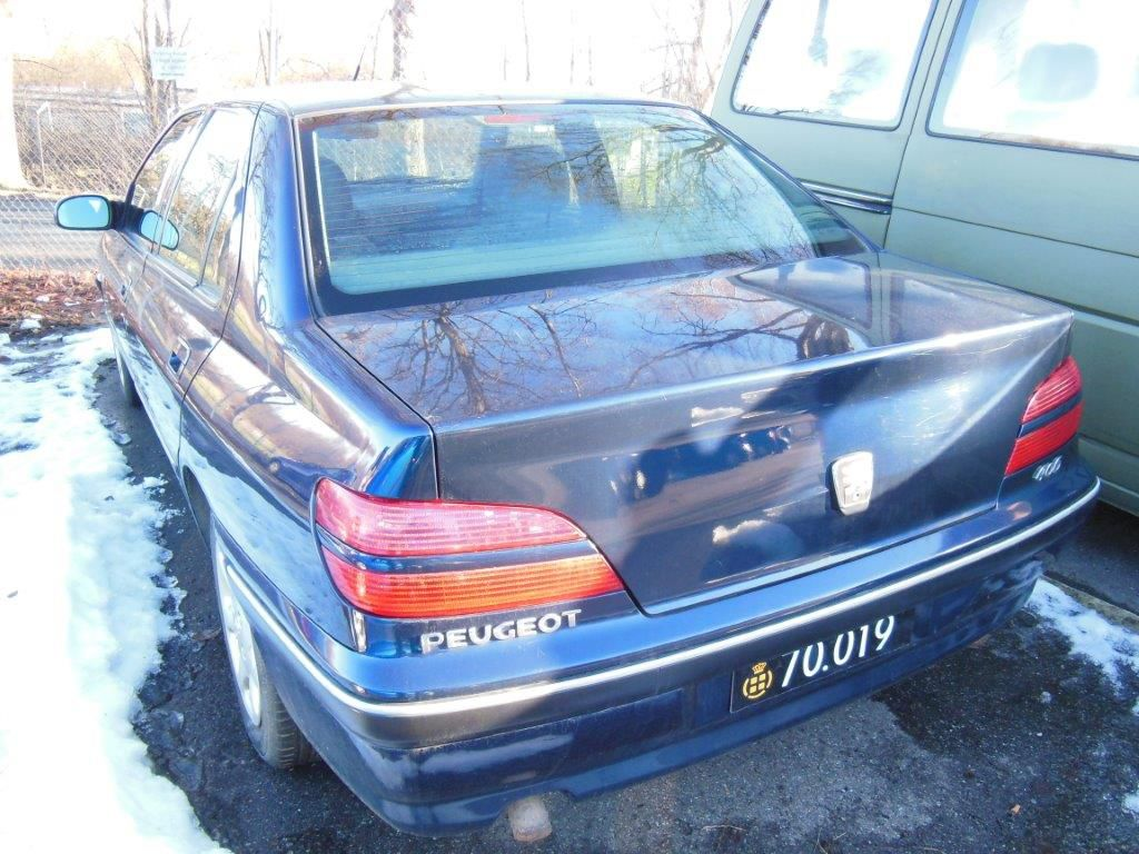 peugeot 406 2 0 hdi sedan for sale retrade offers used machines vehicles equipment and. Black Bedroom Furniture Sets. Home Design Ideas