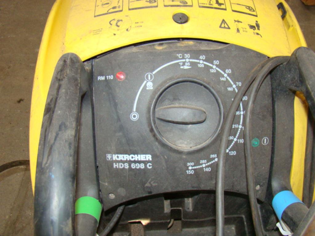 K 228 Rcher Hds 698c H 248 Jtryksrenser K 228 Rcher Hds 698c Pressure