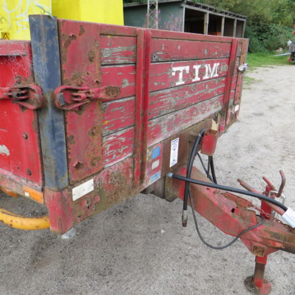 Tim tipvogn 3,5 T BT til salg. På Retrade kan du købe brugt udstyr, maskiner, køretøjer og andet ...