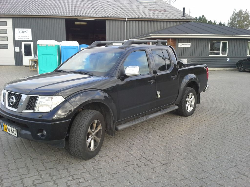 nissan navara 4wd 2 5 dci pick up nissan navara 4wd 2 5. Black Bedroom Furniture Sets. Home Design Ideas
