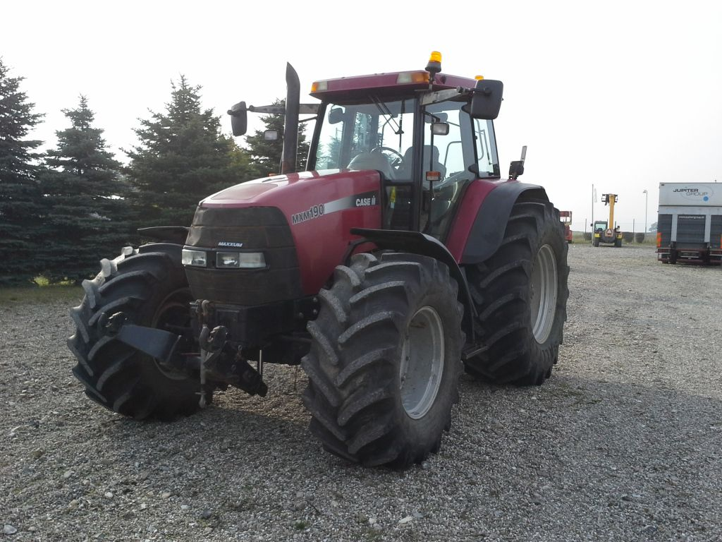 Case IH MXM 190 traktor / Case IH MXM 190 tractor for sale. Retrade offers used machines ...