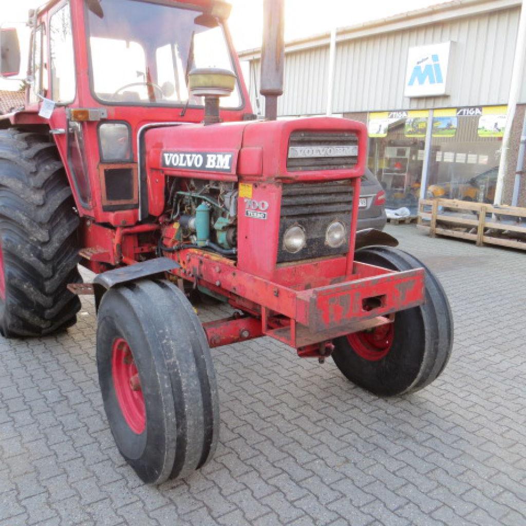 VOLVO traktor model BM 700 Turbo 2 WD for sale. Retrade offers used machines, vehicles ...