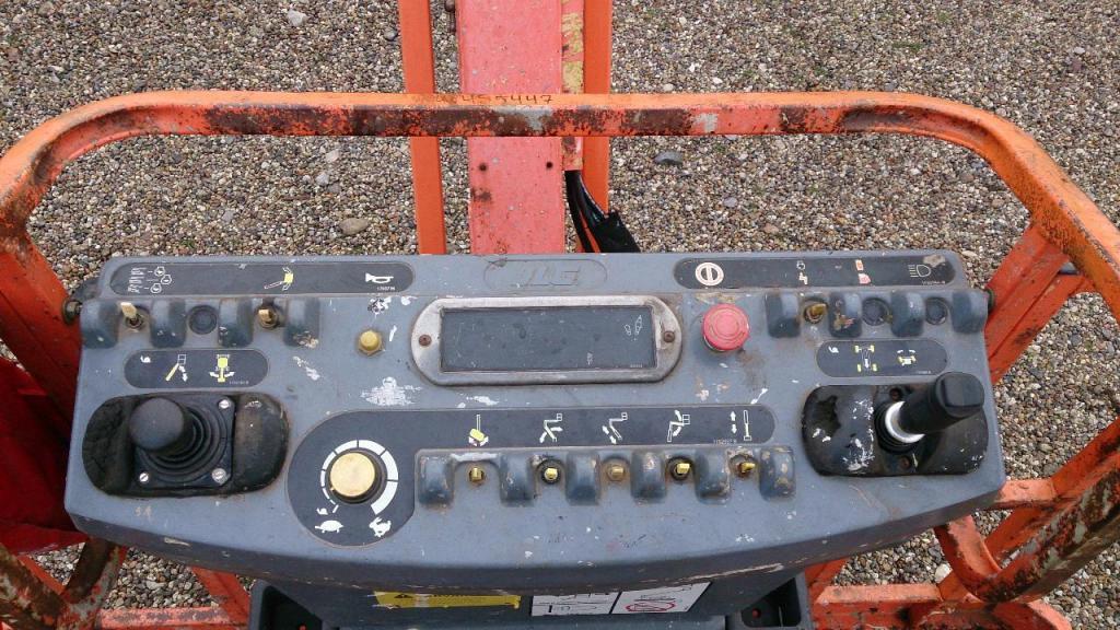 Jlg 800 Aj Bomlift Med Quik Stik Jlg 800 Aj Boom Lift