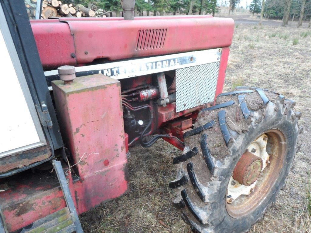 ... International 844 S 4 WD traktor / IH 844 S Tractor - 12 ...