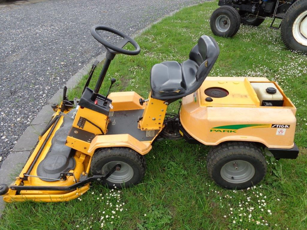 Stiga Park Classic Havetraktor For Sale Retrade Offers