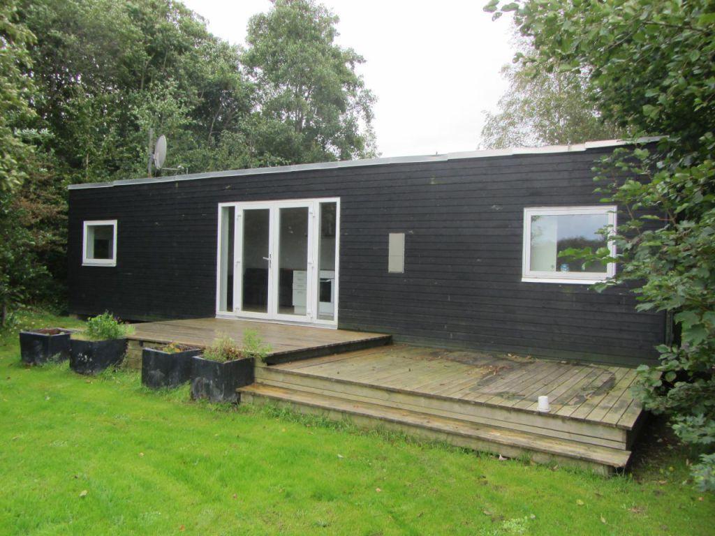 Ubrugte Beboelsespavillon 60 m2 / Residential Pavilion 60 m2 til salg. På SL-76