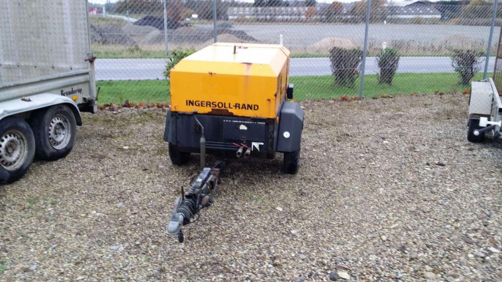 Ingersoll Rand P101 WD - Compressors and Washers