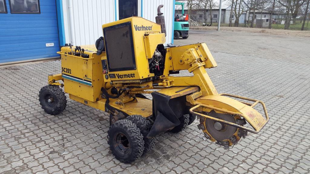 vermeer sc352 parts manual