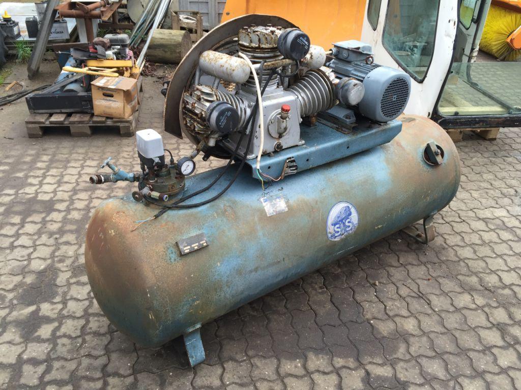 Ultramoderne Stenhøj Kompressor / Stenhøj Compressor til salg. På Retrade kan AL-94