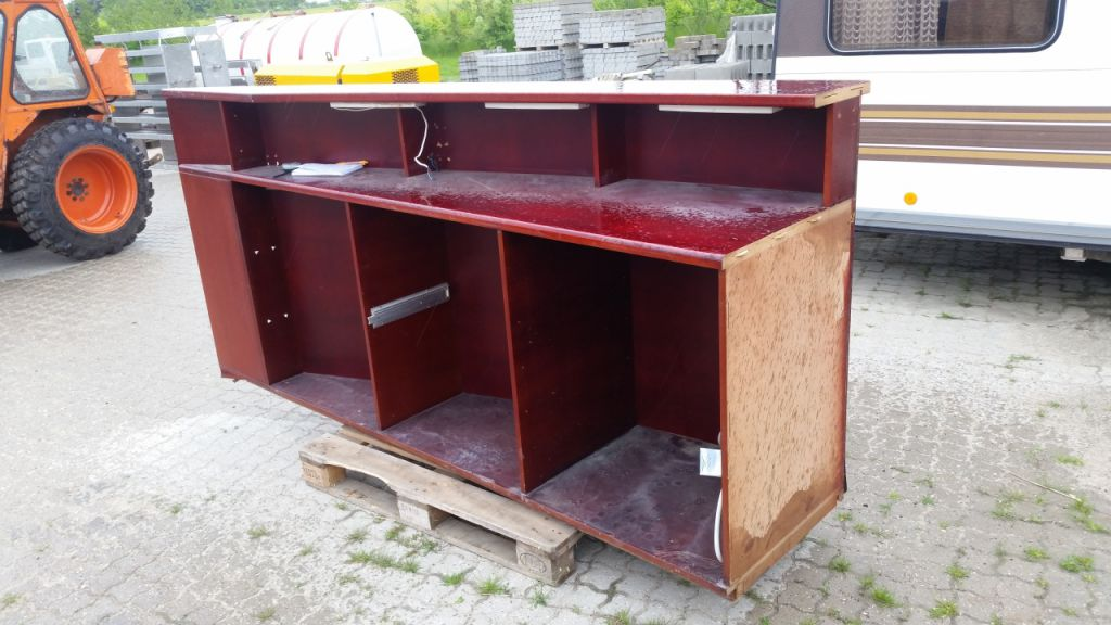 Hjemmebar Og Elstol For Sale Retrade Offers Used Machines Vehicles Equipment And Surplus Material Online Place Your Bid Now