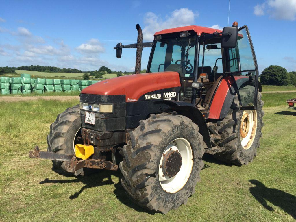 new holland m160 traktor new holland m 160 tractor for. Black Bedroom Furniture Sets. Home Design Ideas