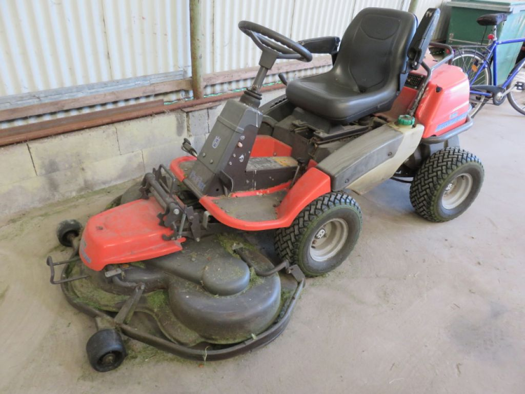 Husqvarna Rider Proflex 21 Pl 230 Neklipper Lawnmower For