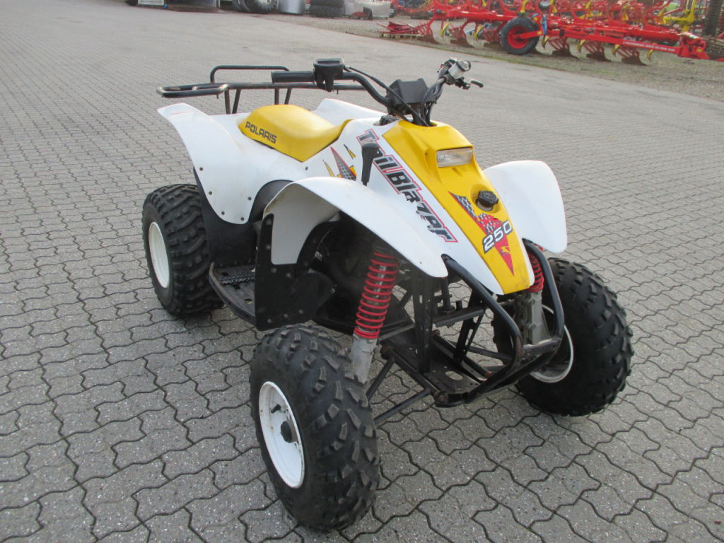 polaris trail blazer 250 for sale retrade offers used machines vehicles equipment and surplus. Black Bedroom Furniture Sets. Home Design Ideas