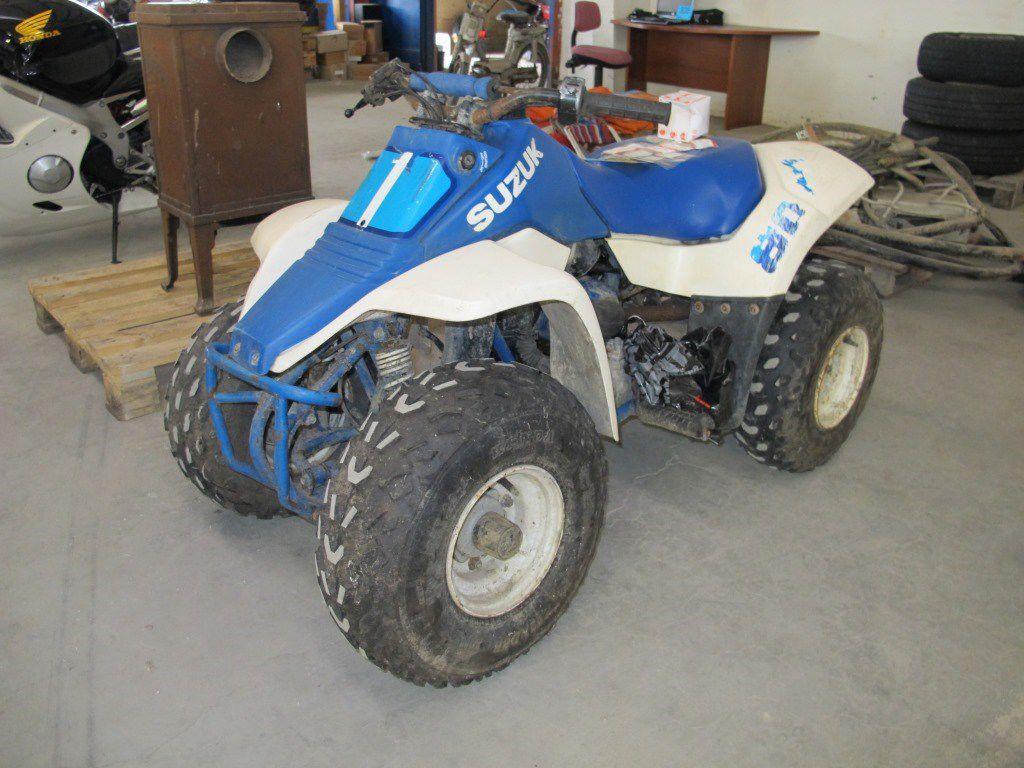 Suzuki LT80 for sale  Retrade offers used machines, vehicles