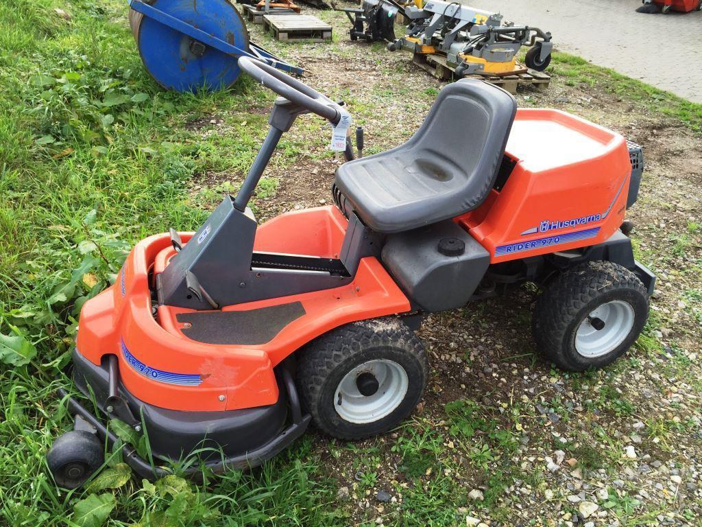 Husqvarna Rider 970 For Sale Retrade Offers Used Machines