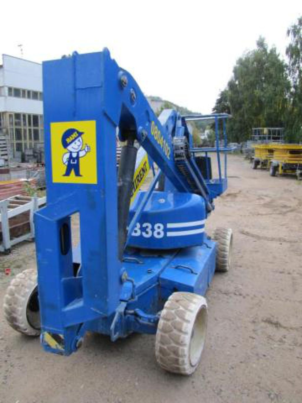 Battery_boom_lift_UpRight_AB38 battery boom lift upright ab38 for sale retrade offers used  at webbmarketing.co