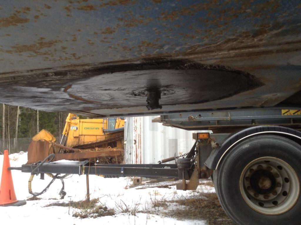Lavetti Andover/ Step frame trailer Andover for sale. Retrade offers ...