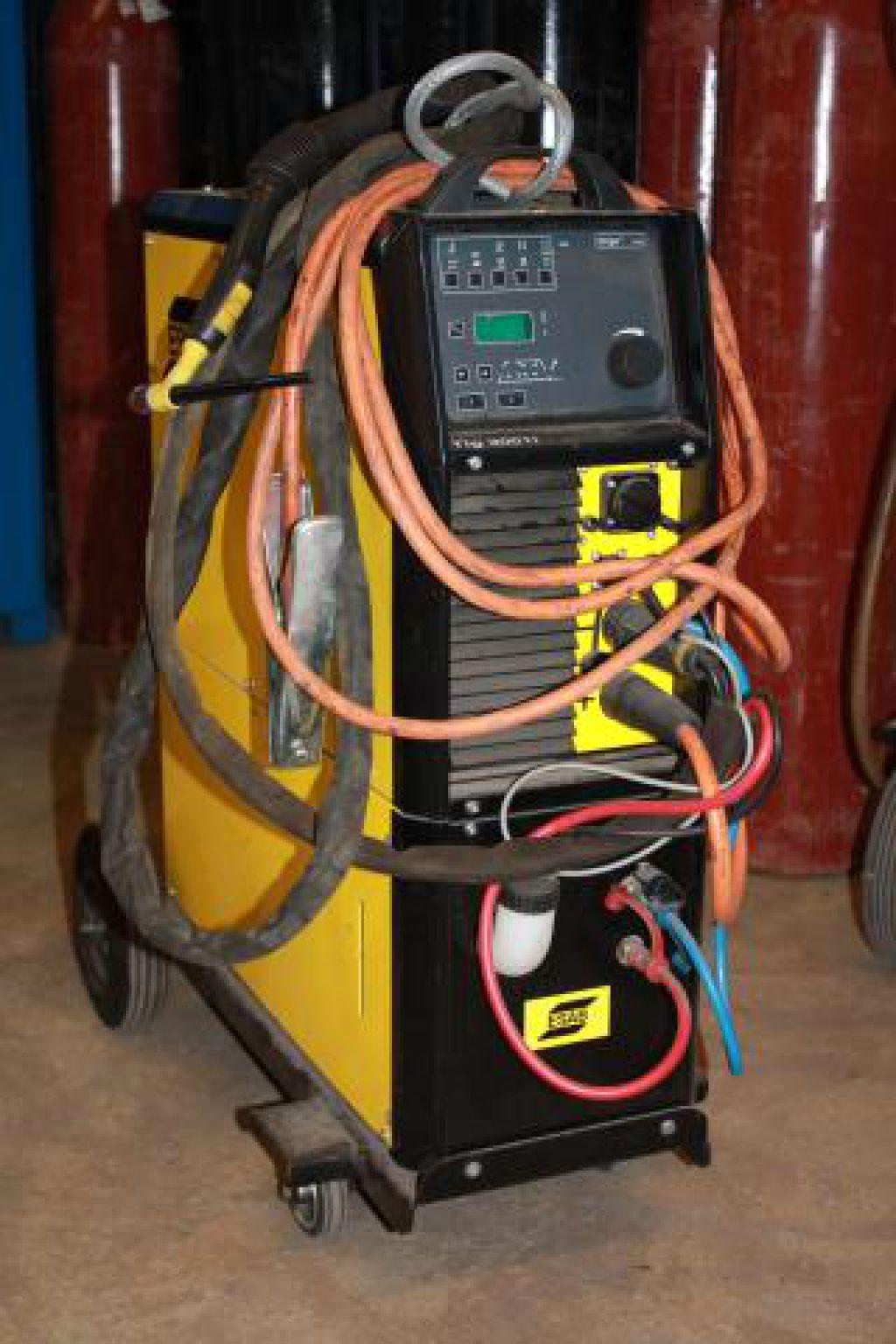 Underbar TIG - svets ESAB 3000i for sale. Retrade offers used machines BH-35