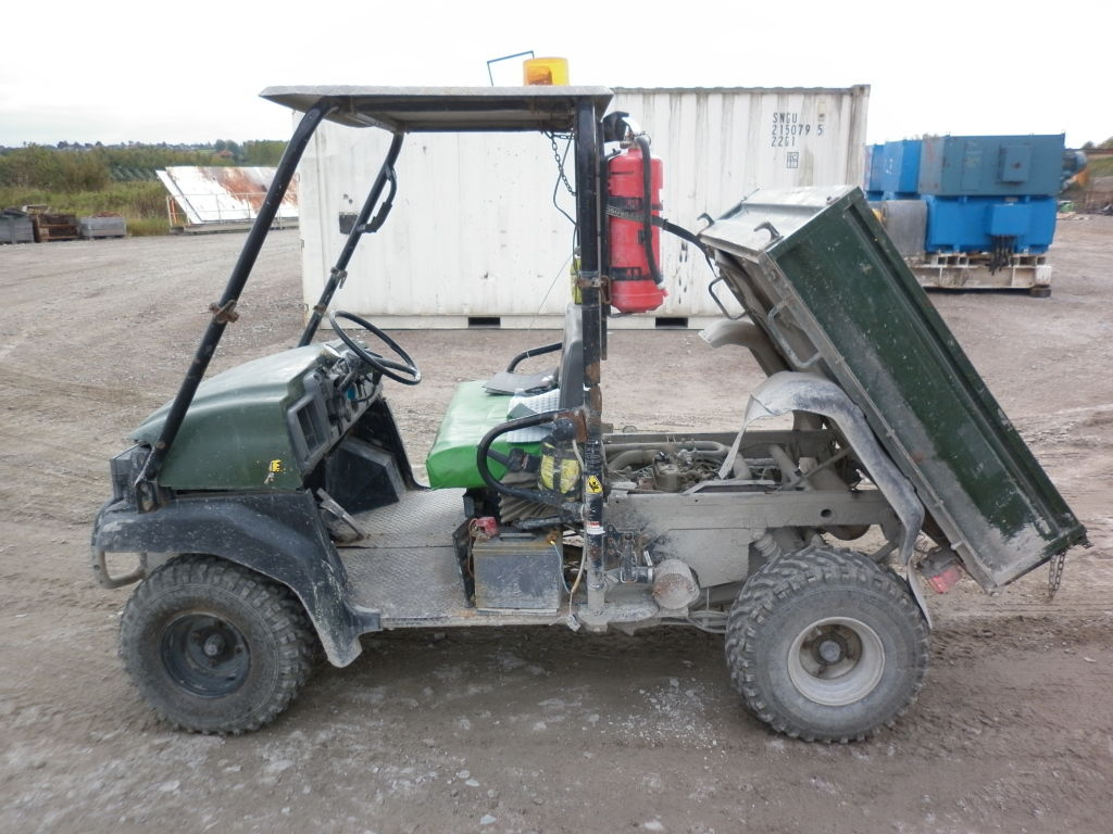 Kawasaki Mule 3010 2 stk inkl trailer for sale  Retrade