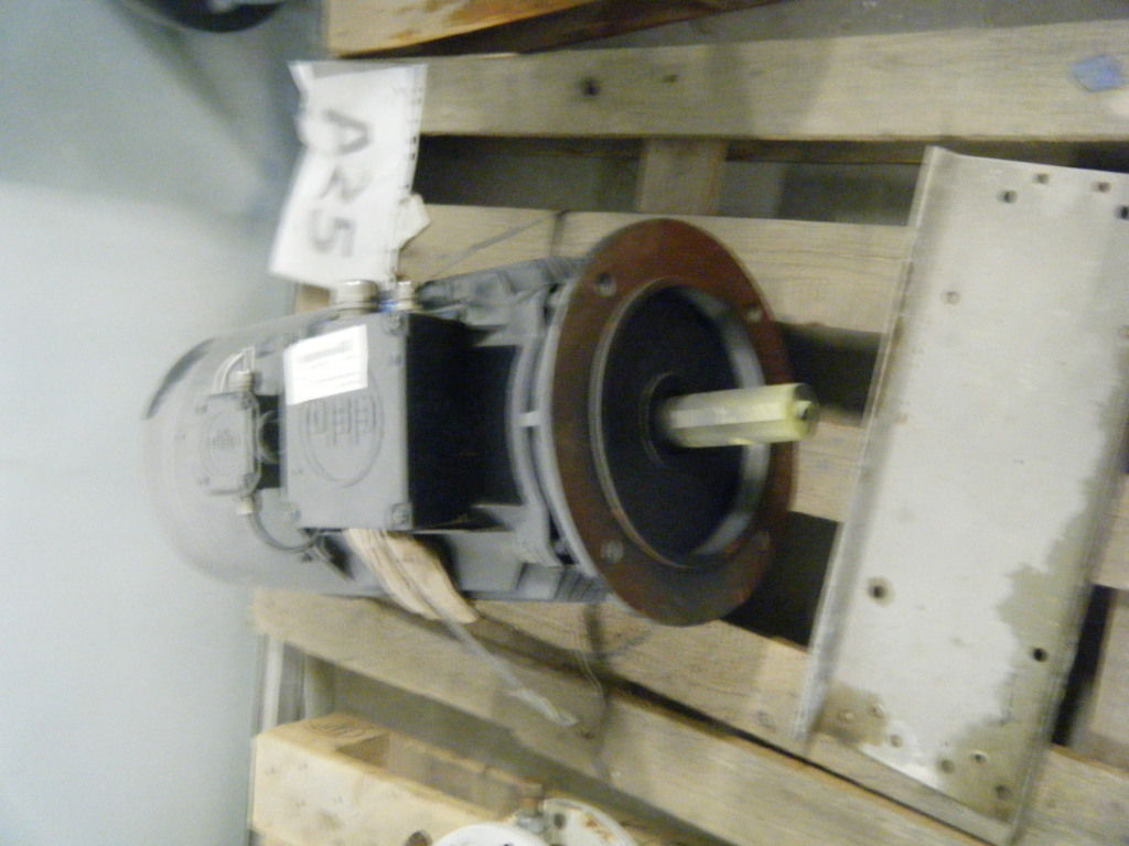Electric Motor with Brake for winch 15 kw NEW for sale  Retrade