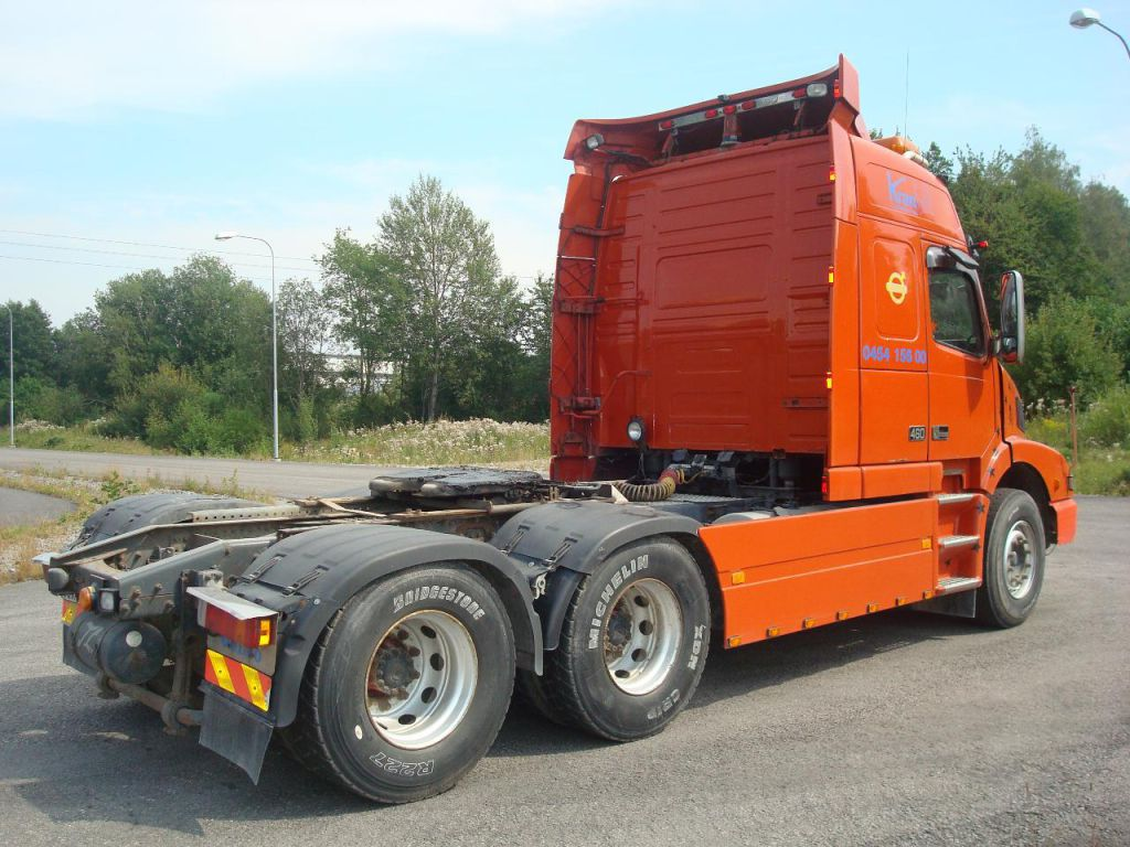 Volvo Nh12 6x4 For Sale Retrade Offers Used Machines