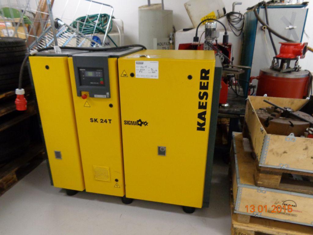Kompressor Kaeser SK 24T ...