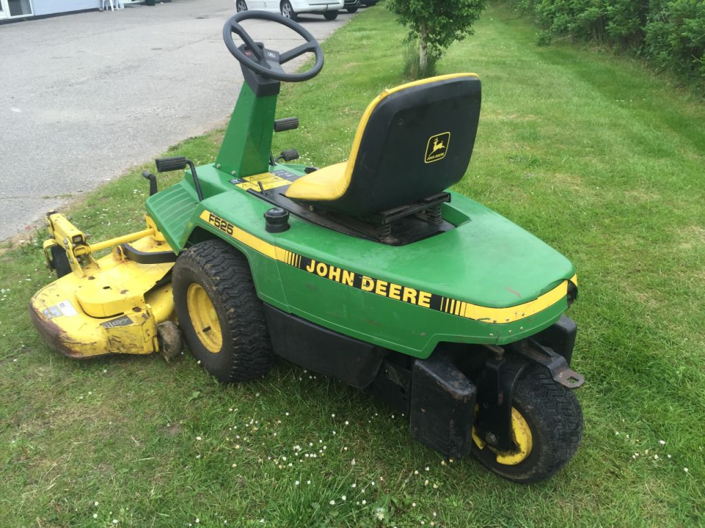 john deere f525 3 hjulet pl neklipper john deere f525 3 wheel mower for sale retrade offers. Black Bedroom Furniture Sets. Home Design Ideas