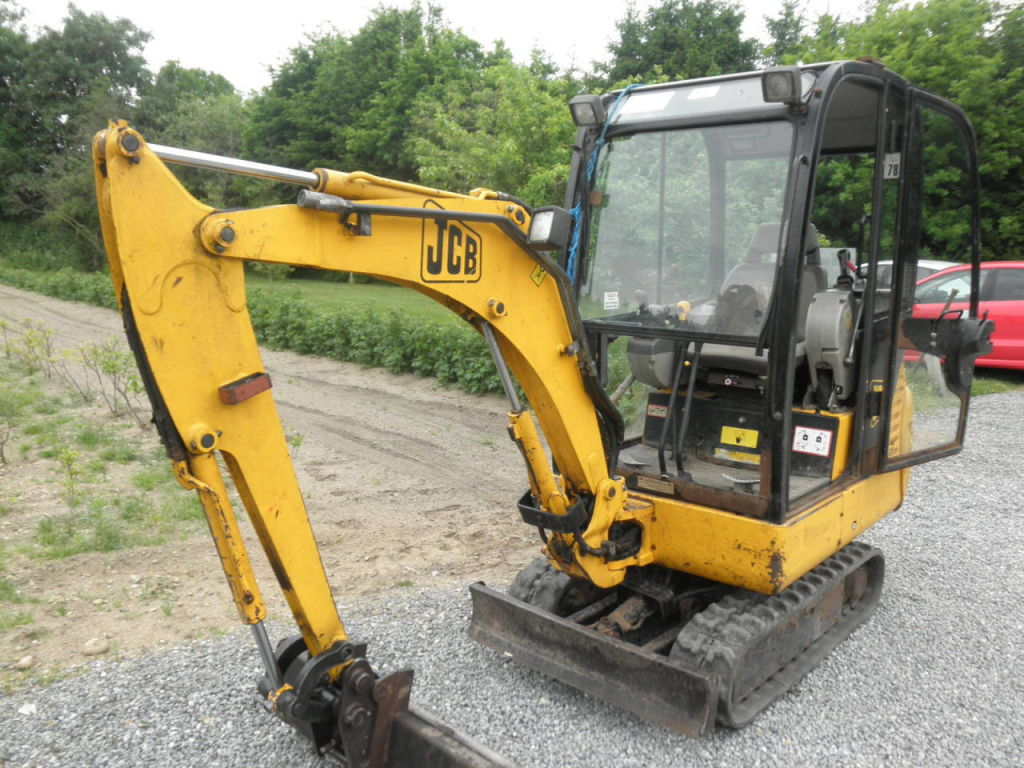 Jcb 8017 Minigraver    Jcb 8017 Mini Excavator For Sale  Retrade Offers Used Machines  Vehicles