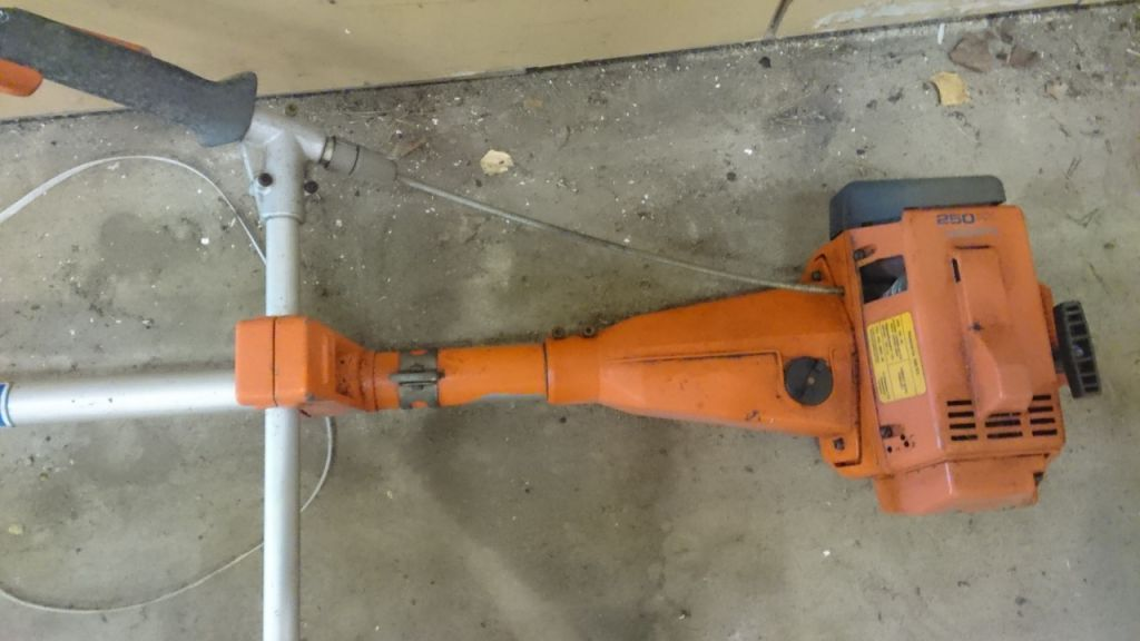 Husqvarna 250 rx stihl fs 360 for sale retrade offers for Comparatif debroussailleuse stihl husqvarna