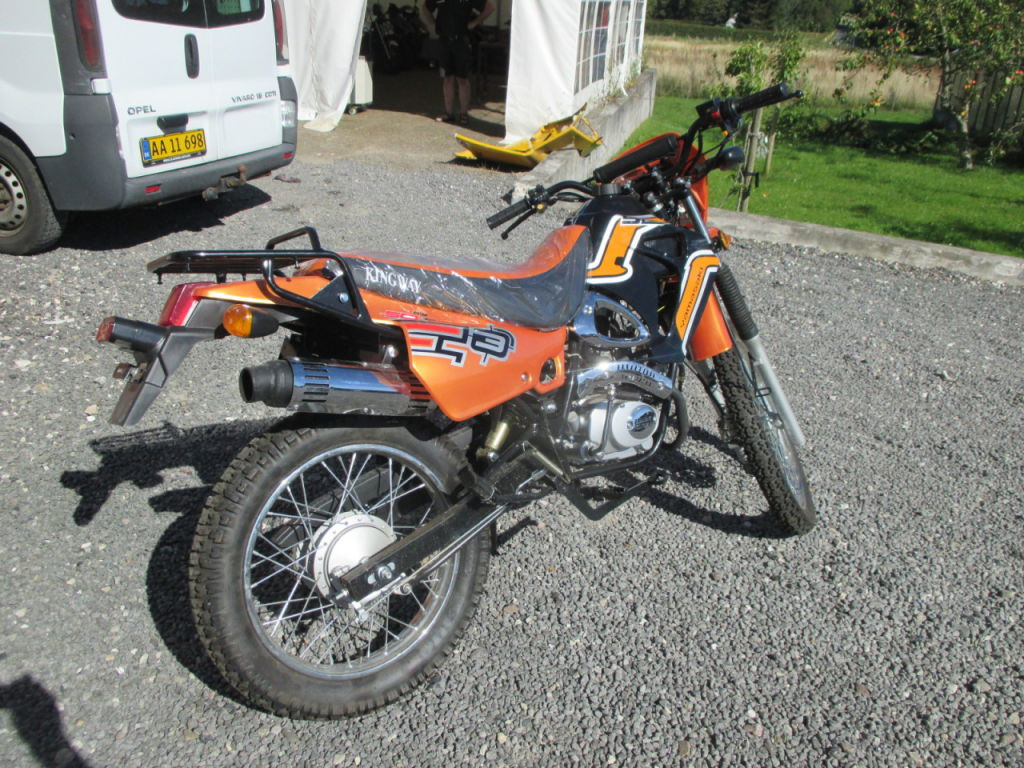 Moped 50 Km H