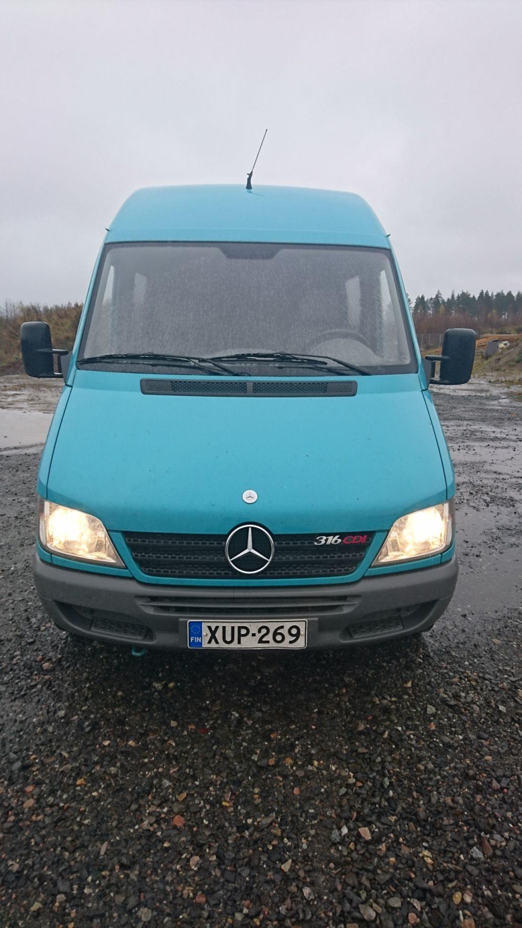 Mercedes benz sprinter 316 cdi for sale retrade offers for Mercedes benz sprinter for sale